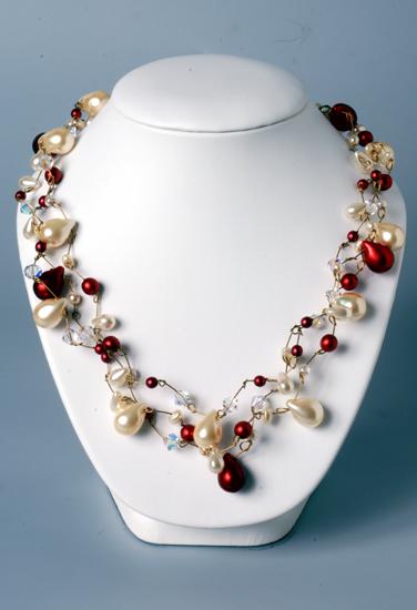 bijoux en perles swarovski