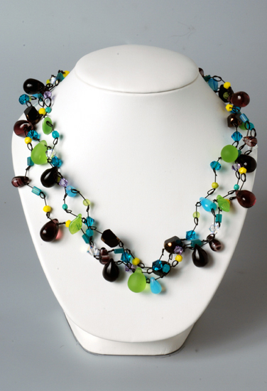 creation de bijoux en perle